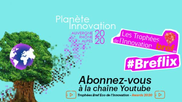 Trophées Bref Eco - Depuis près de 15 ans les trophées Bref Eco de l'Innovation marquent le calendrier économique de notre région.