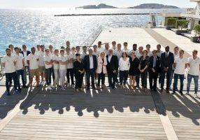 Signature partenariat HM-Cercle des Nageurs - BD
