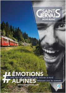 Saint-Gervais communication saison été 2021