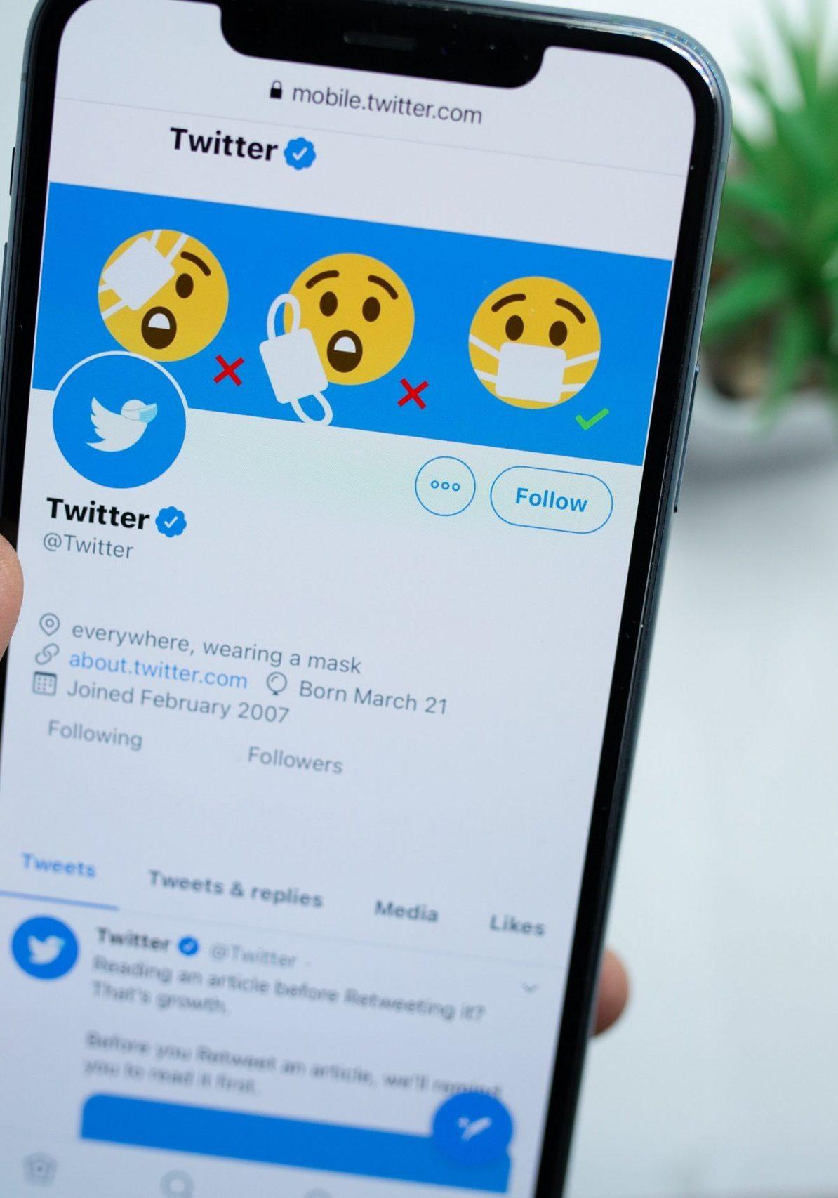 Twitter : vers la création d'une offre premium ?